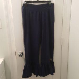 NWOT Matilda Jane ruffle pants